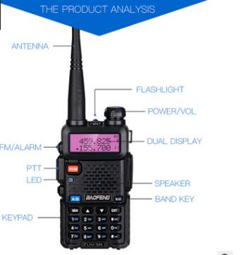 BAOFENG UV-5RT overview